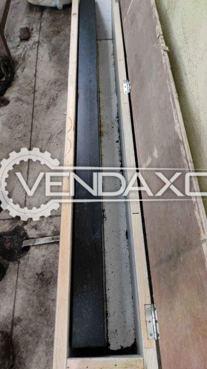 Indian Granite Straight Machine - 1600 x 250 x 80 mm