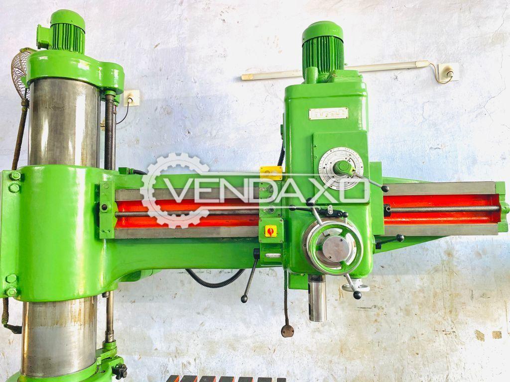 HMT RM63 Radial Drilling Machine - 50 mm