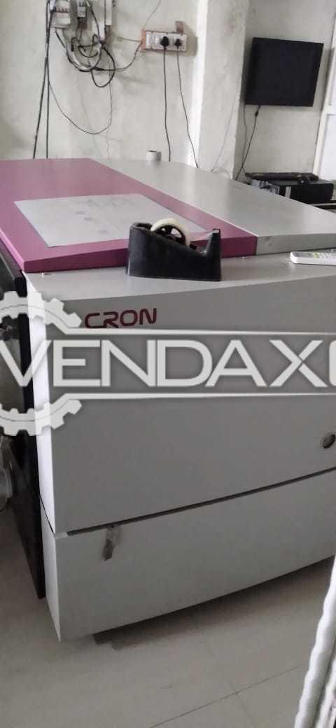 CRON CTCP Machine - 8 UP