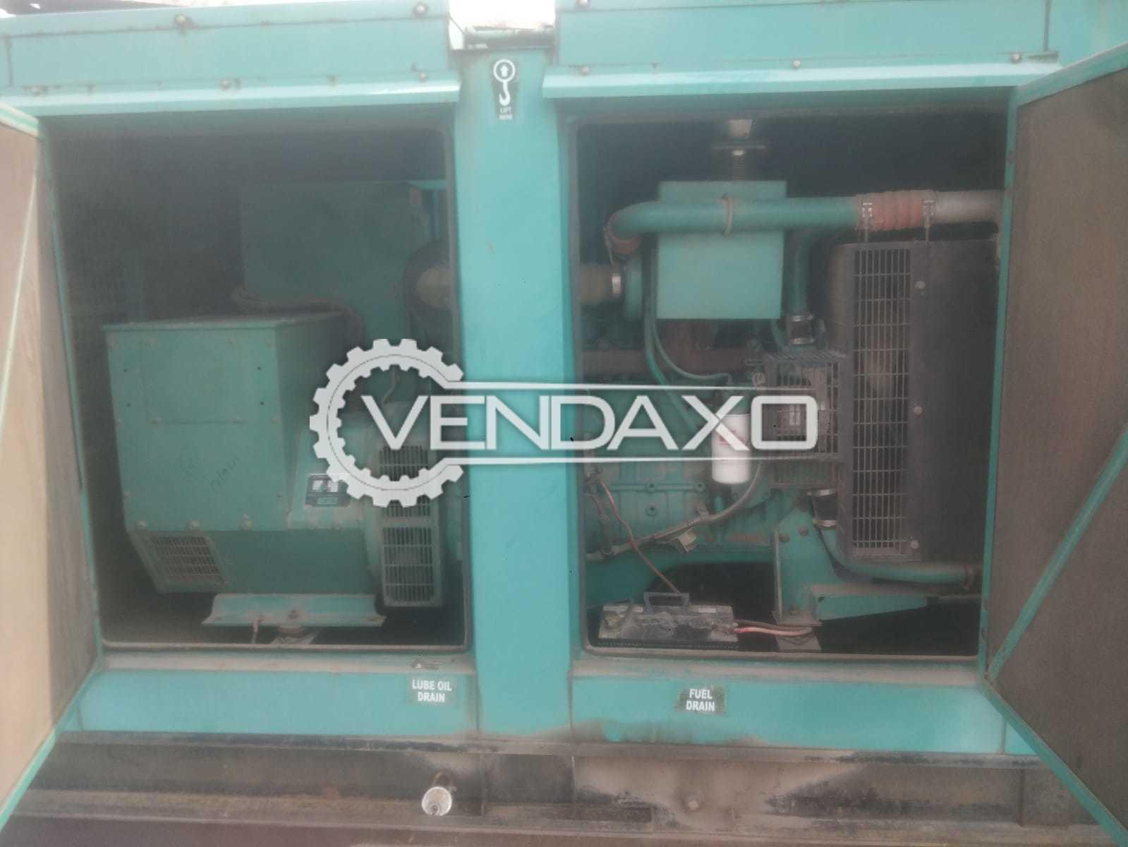 Cummins CS140D5P Diesel Generator - 140 Kva, 2012 Model