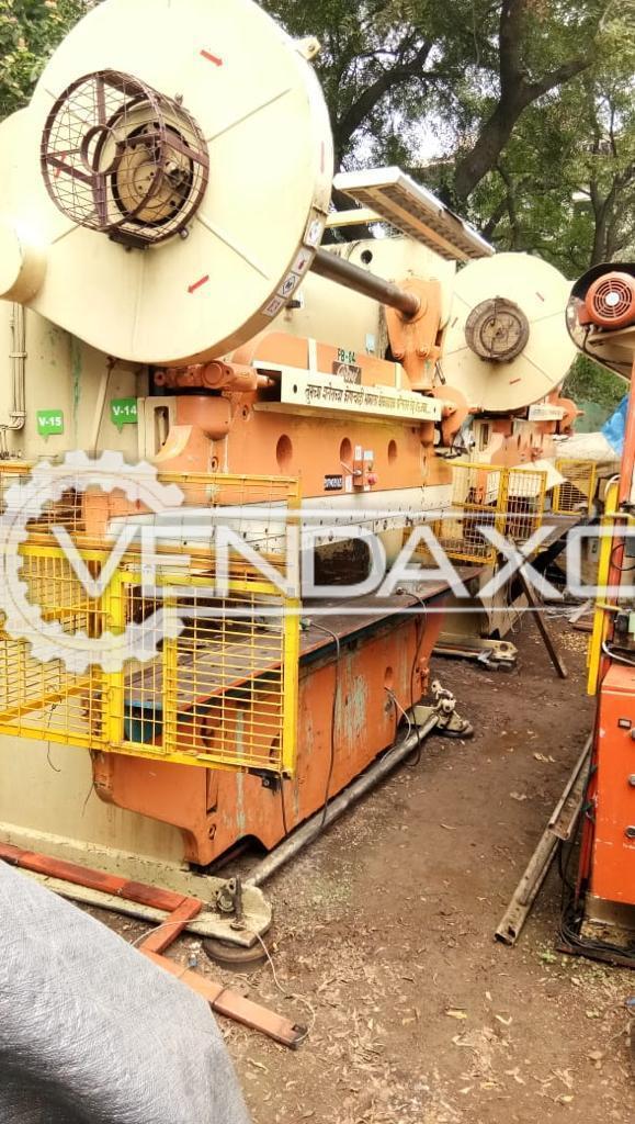 Godrej Press Brake - 80 Ton