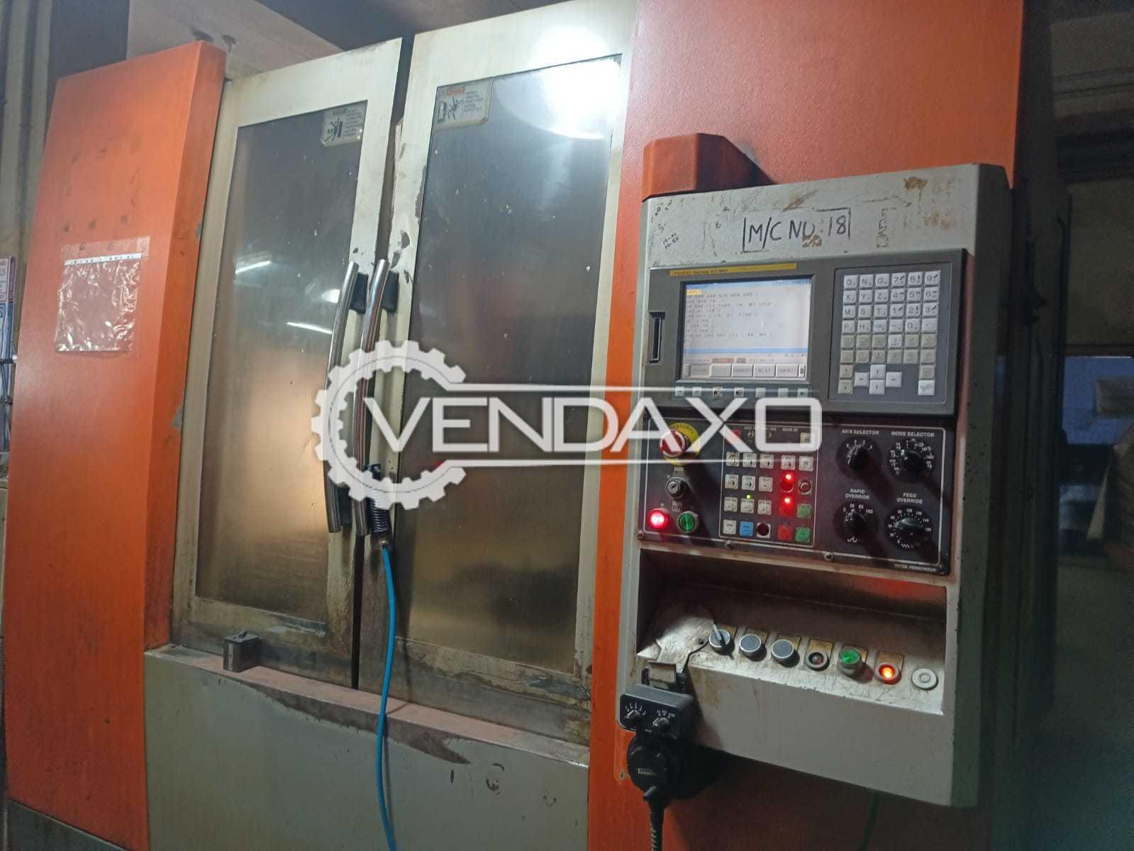 BFW Vayu CNC Vertical Machining Center VMC - 1000 x 500 x 500 mm