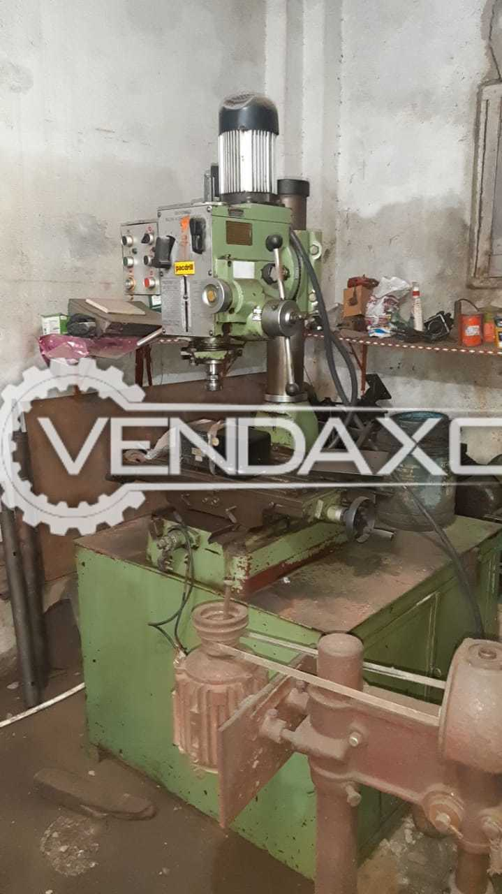Pacdrill Drilling Machine - 38 mm