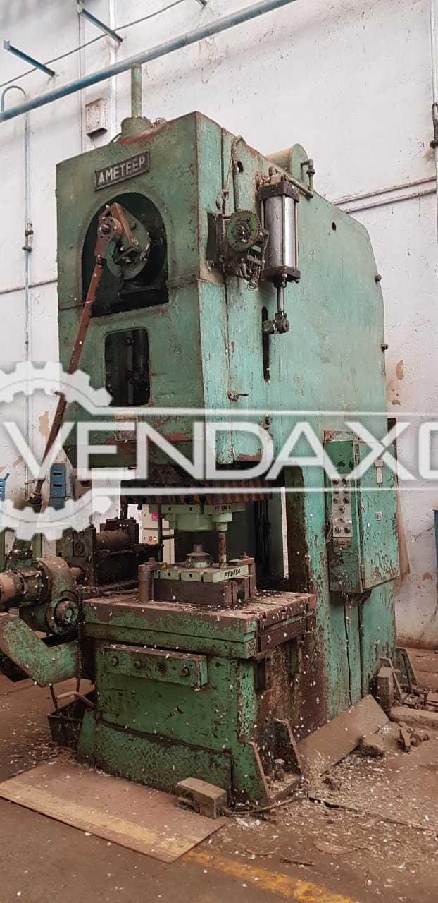 Ameteep Power Press Machine - 150 Ton