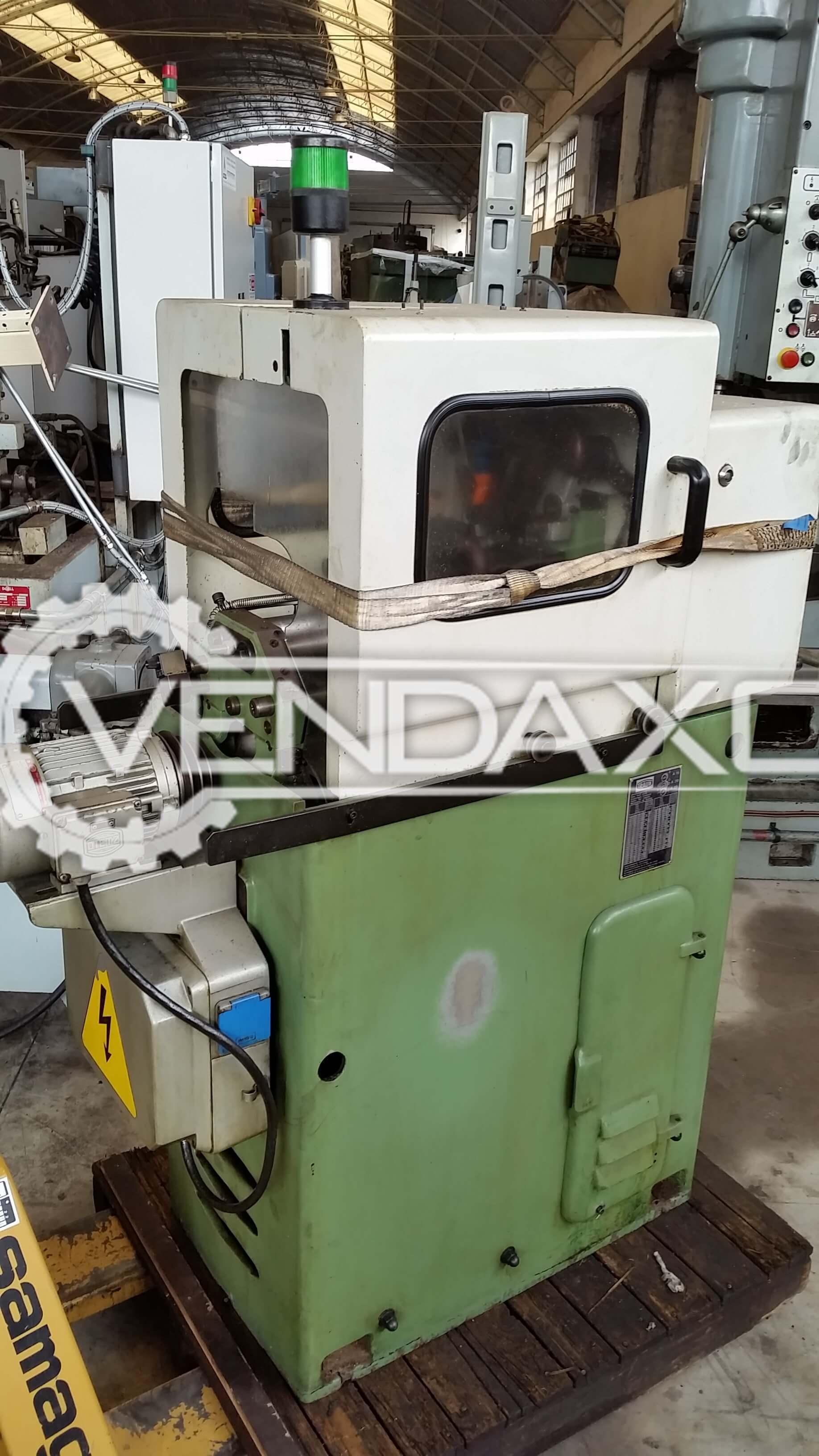 Traub A-25 CNC Lathe Machine