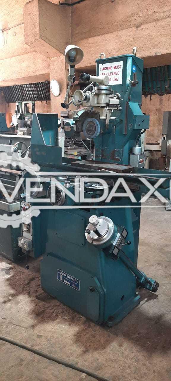 Jones & Shipman 540L Surface Grinder Machine - 450 x 150 mm