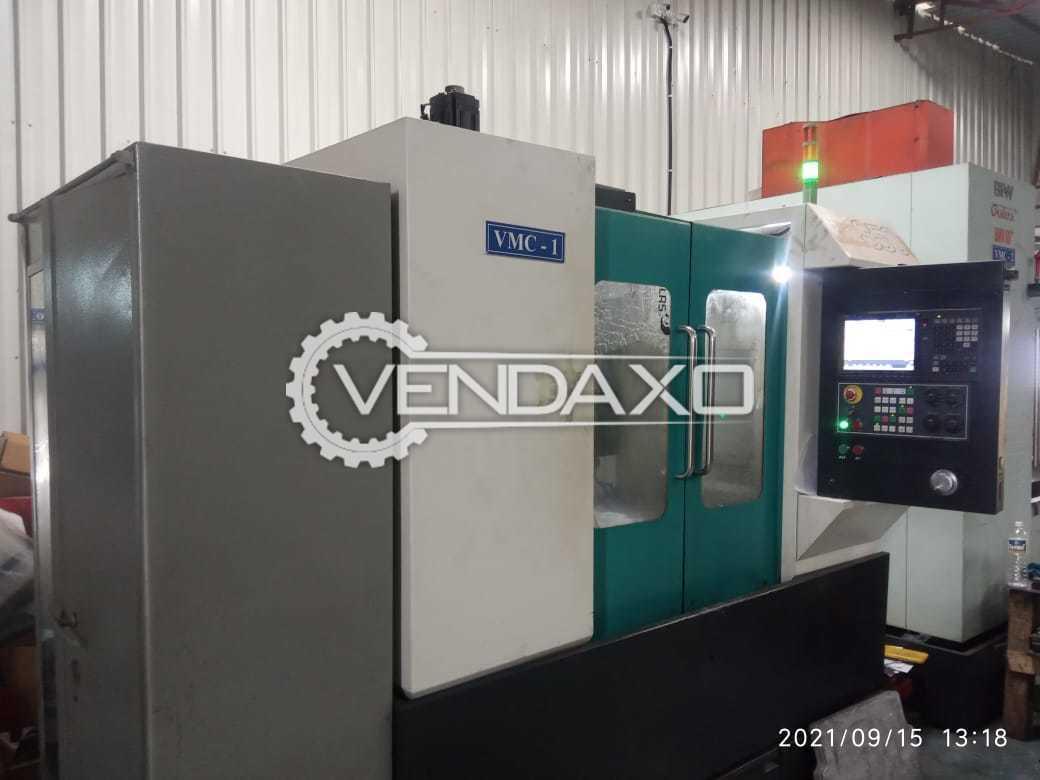 Jyoti CNC Vertical Machining Center VMC - 800 x 500 x 500 mm