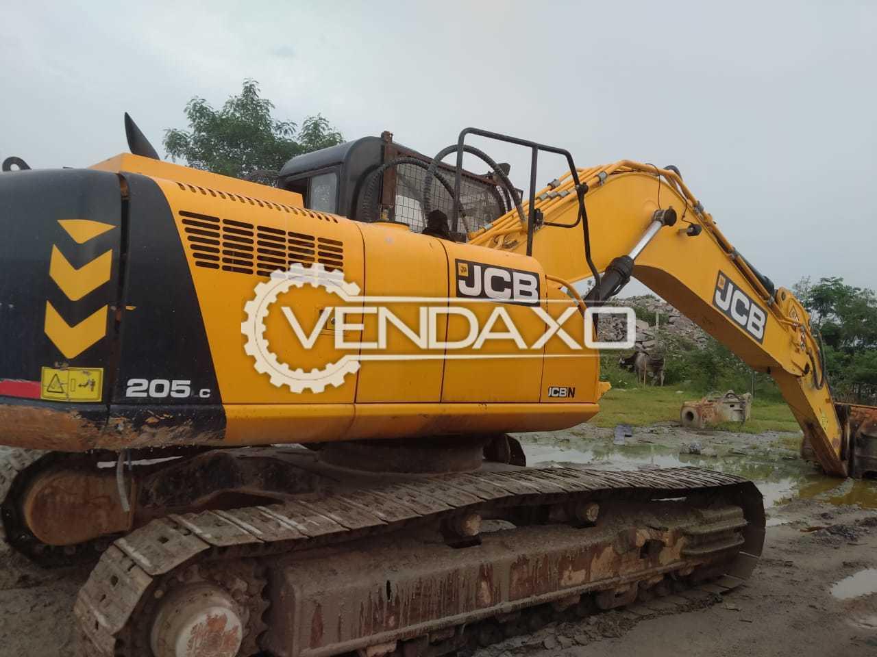 JCB LC205C Excavator - 140 HP, 2020 Model