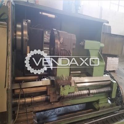 Omg Zanoletti 500 CNC Lathe Machine