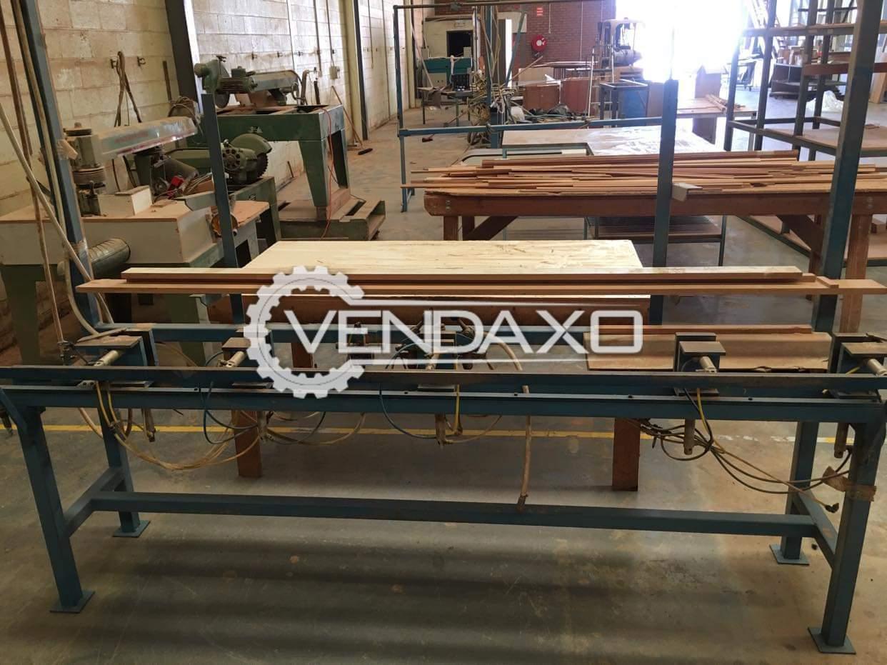 Wood Door Clamping Machine - Pneumatic