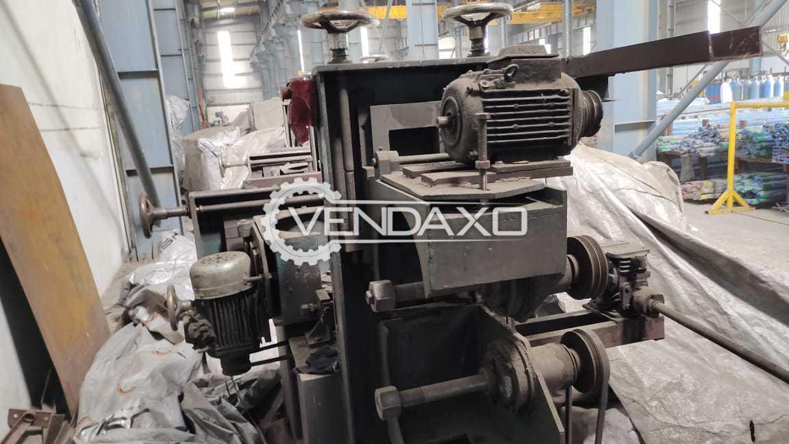 Stainless Steel Polishing Machine - 2019 Model