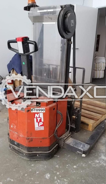 NTP Pallet Stacker Machine