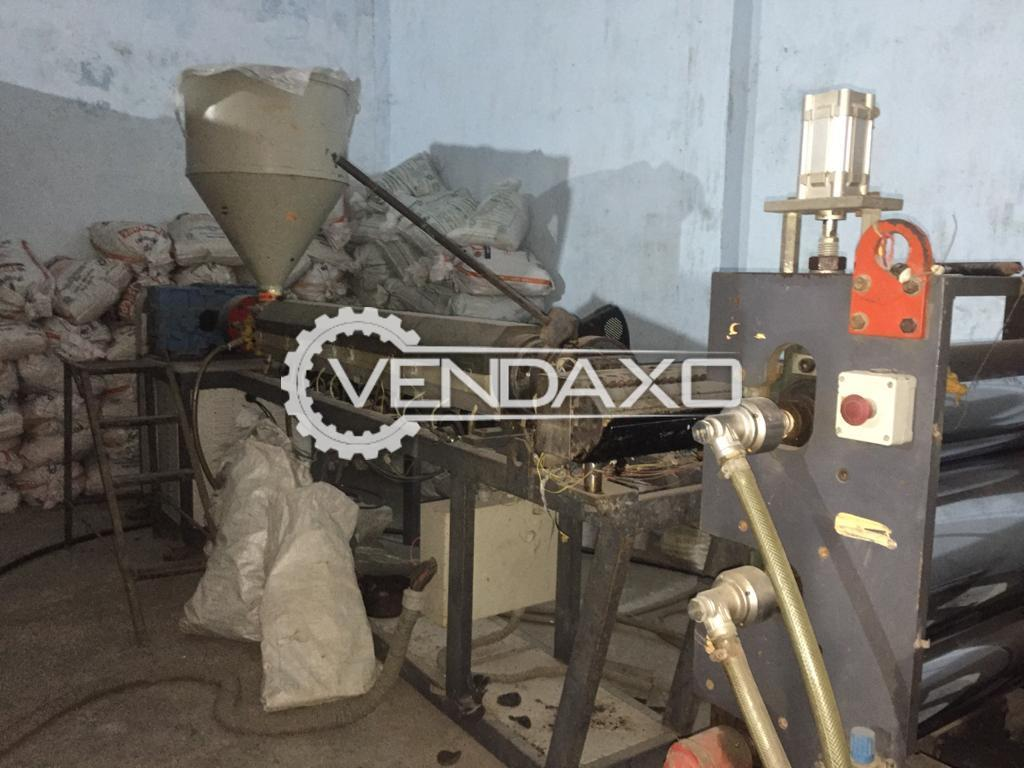 Complete PP Glass Plant With All Accessories & Equipment - 90 KG Per Hour