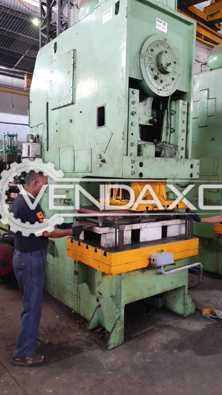Ameteep C Type Power Press - 200 Ton