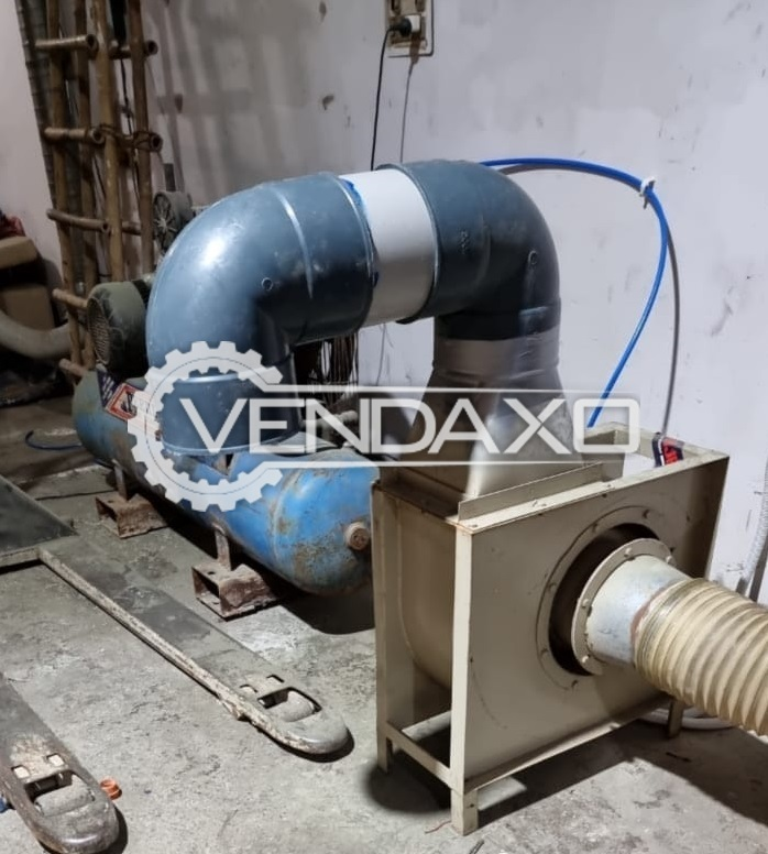 Large Dust Extractor Machine