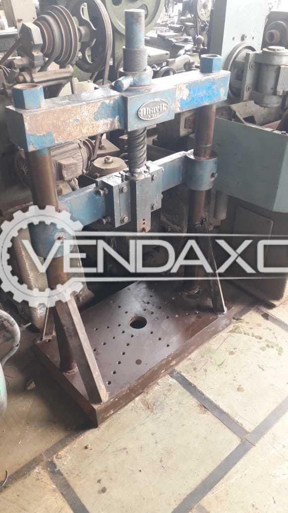 H Type Hand Press - 18 x 18 Inch