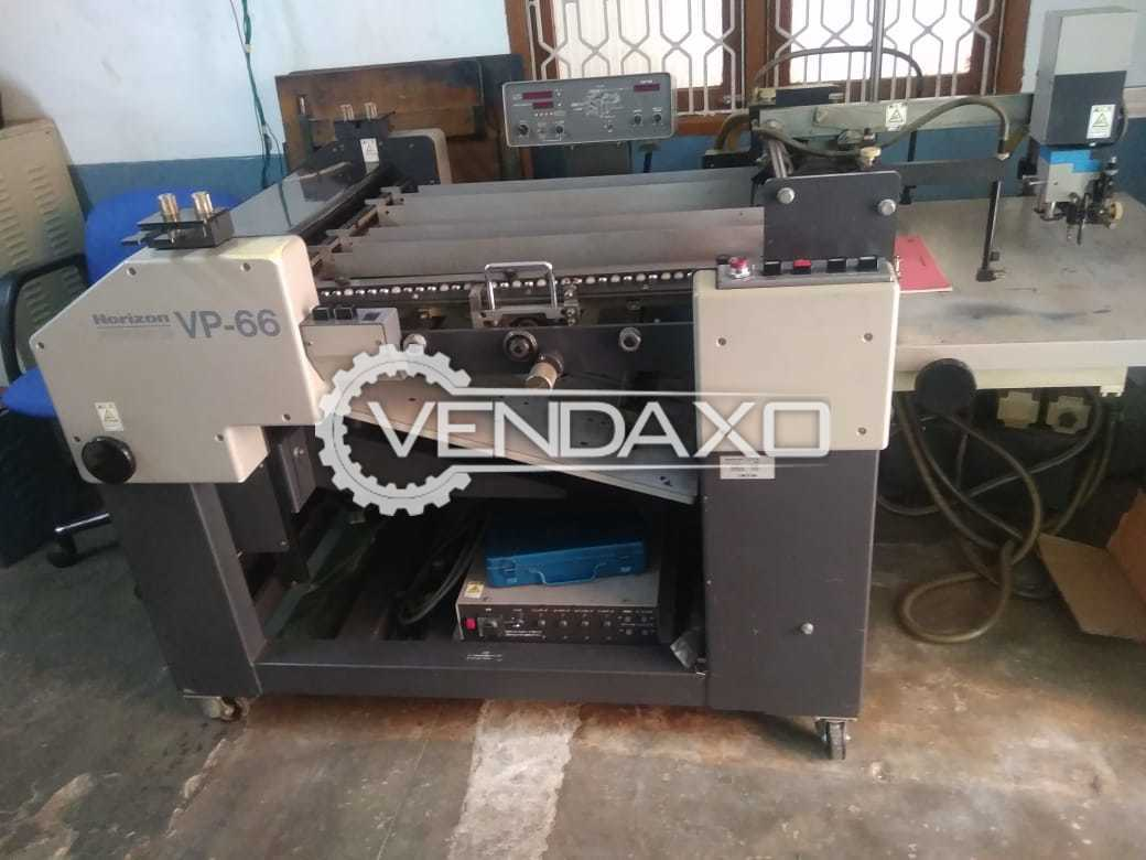 Horizon VP-66 Perforator Machine - 26 Inch