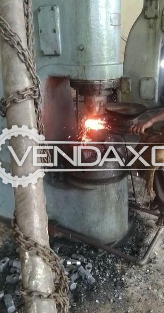 Russian Pneumatic Forging Hammer - 100 KG