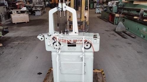 Mahr 895-C Involute Gear Tester Machine