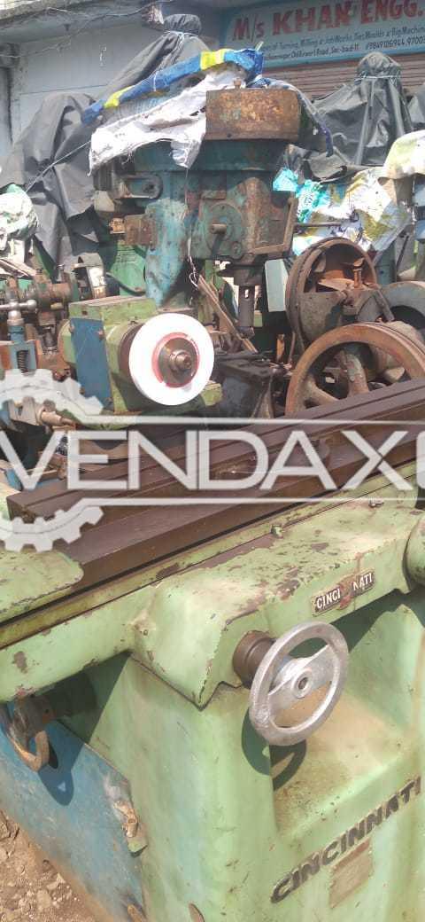 Cincinnati Tool & Cutter Grinding Machine - 1 Meter