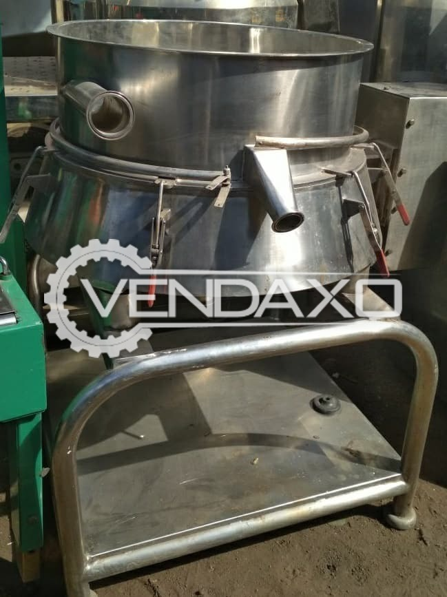 Chemical Sifter Machine