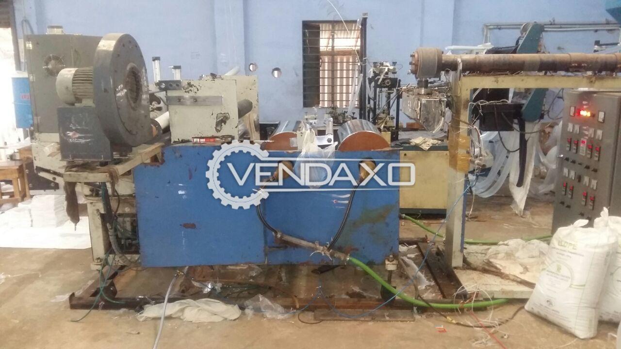 Stretch Film Machining Plant