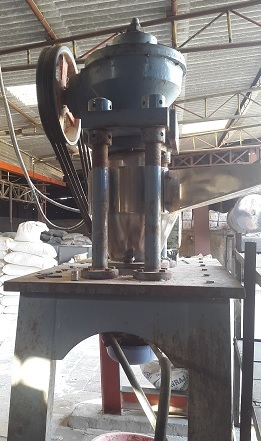 Papad Pipe raw Manufacturing Machine