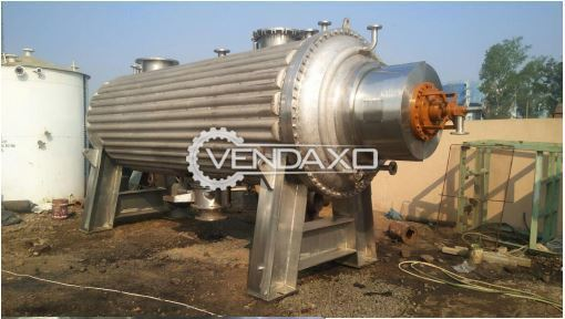 Bi-Friends RVD-Rotary Vacuum Dryer - 10 KL