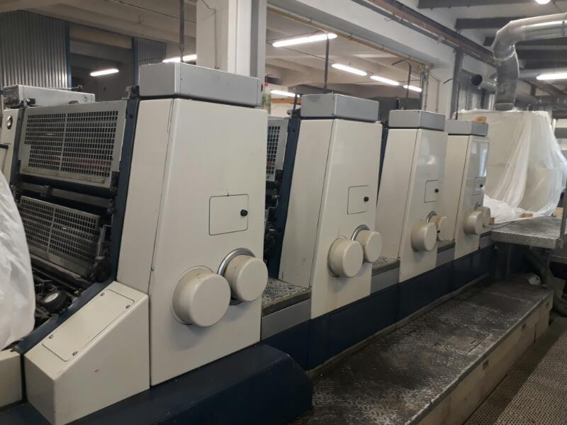 Printing Machine - Komori L-428
