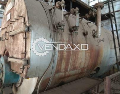Nestler Boiler - 3 TPH