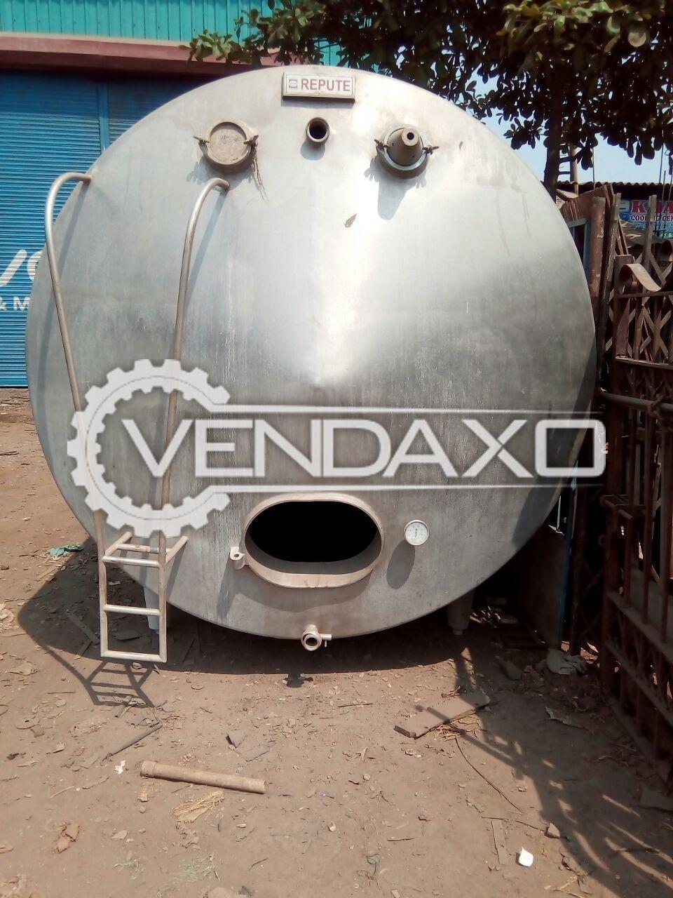 Milk Storage Tank - 5000 Liter