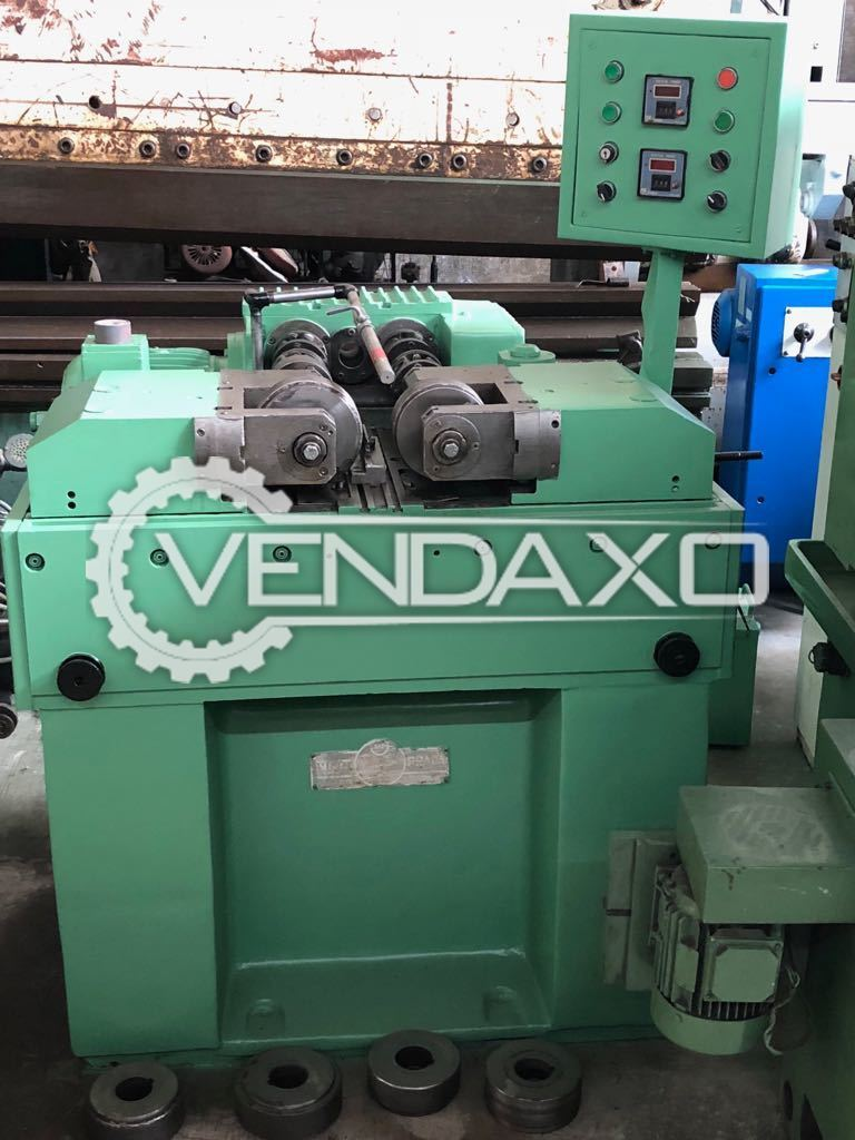 Used Praga 512 Thread Rolling Machine for Sale at Best