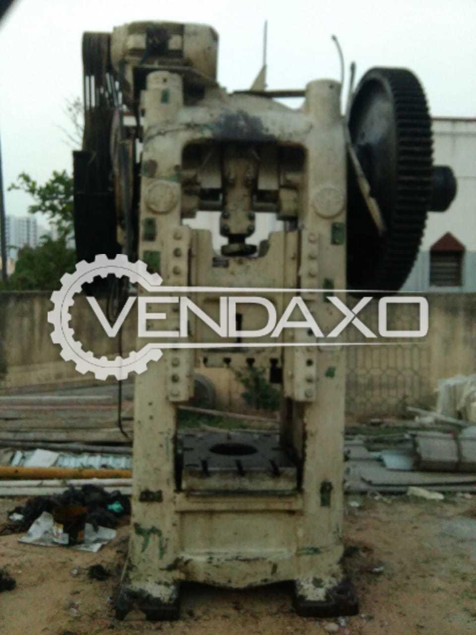 HME H-Type Mechanical Power Press - 200 Ton