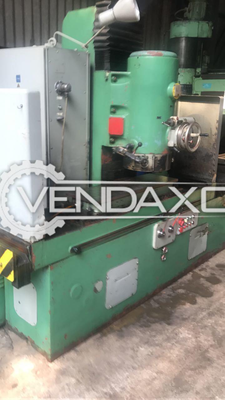 Rotary Surface Grinder Machine