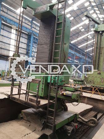 Juaristi MDR-165-CM CNC Floor Boring Machine