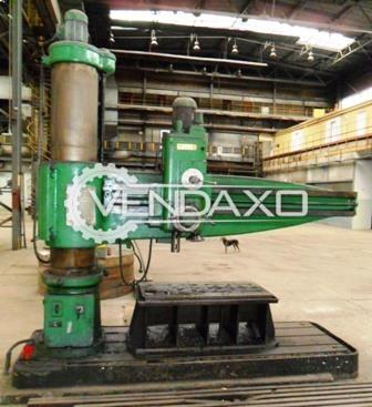 HMT RM-65 Radial Drill Machine