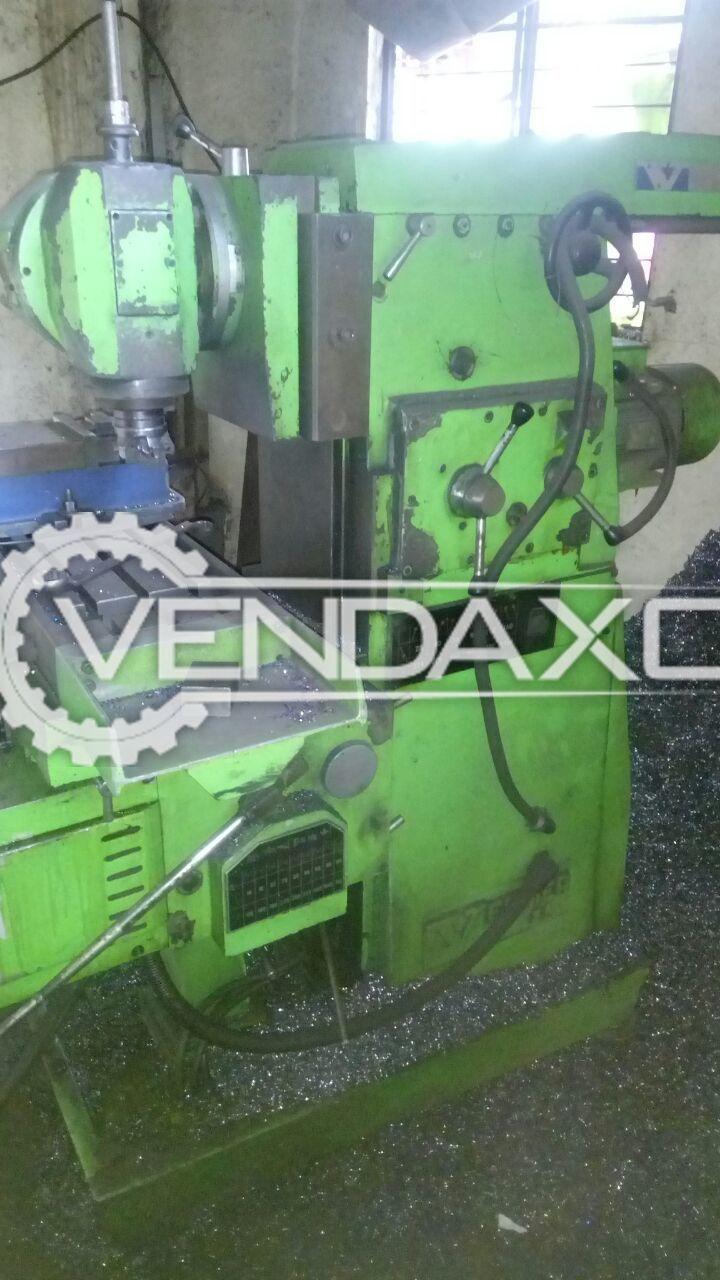 Vernier Milling Machine