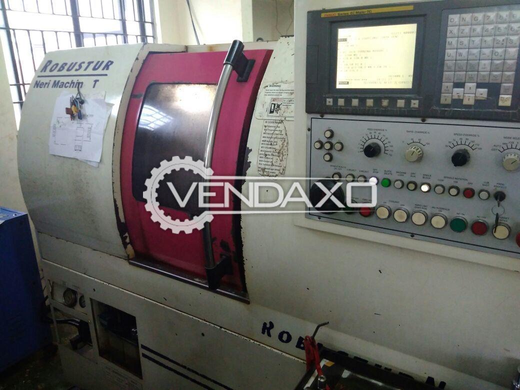 Robustur Neri CNC Turning Center Machine