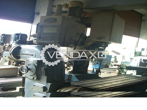 Donau CNC Drilling and Tapping Machine