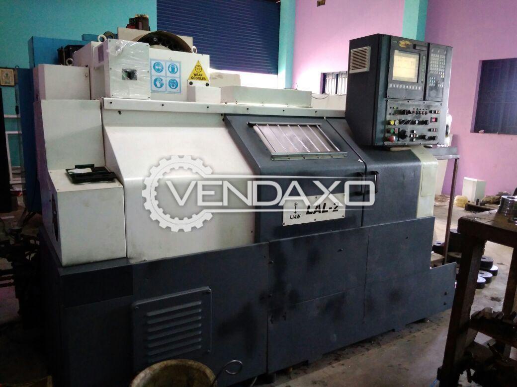 LMW LAL-2 CNC Turning Center Machine