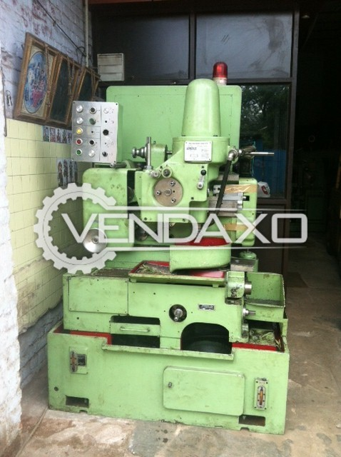 LORENZ SR0 Gear Shaper Machine