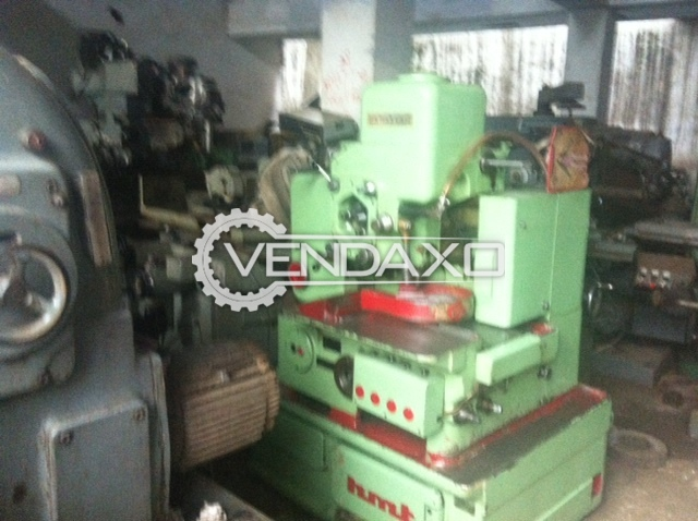HMT 2A Gear Shaper Machine