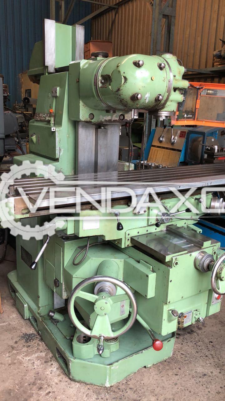 Dufour 624D Universal Milling Machine