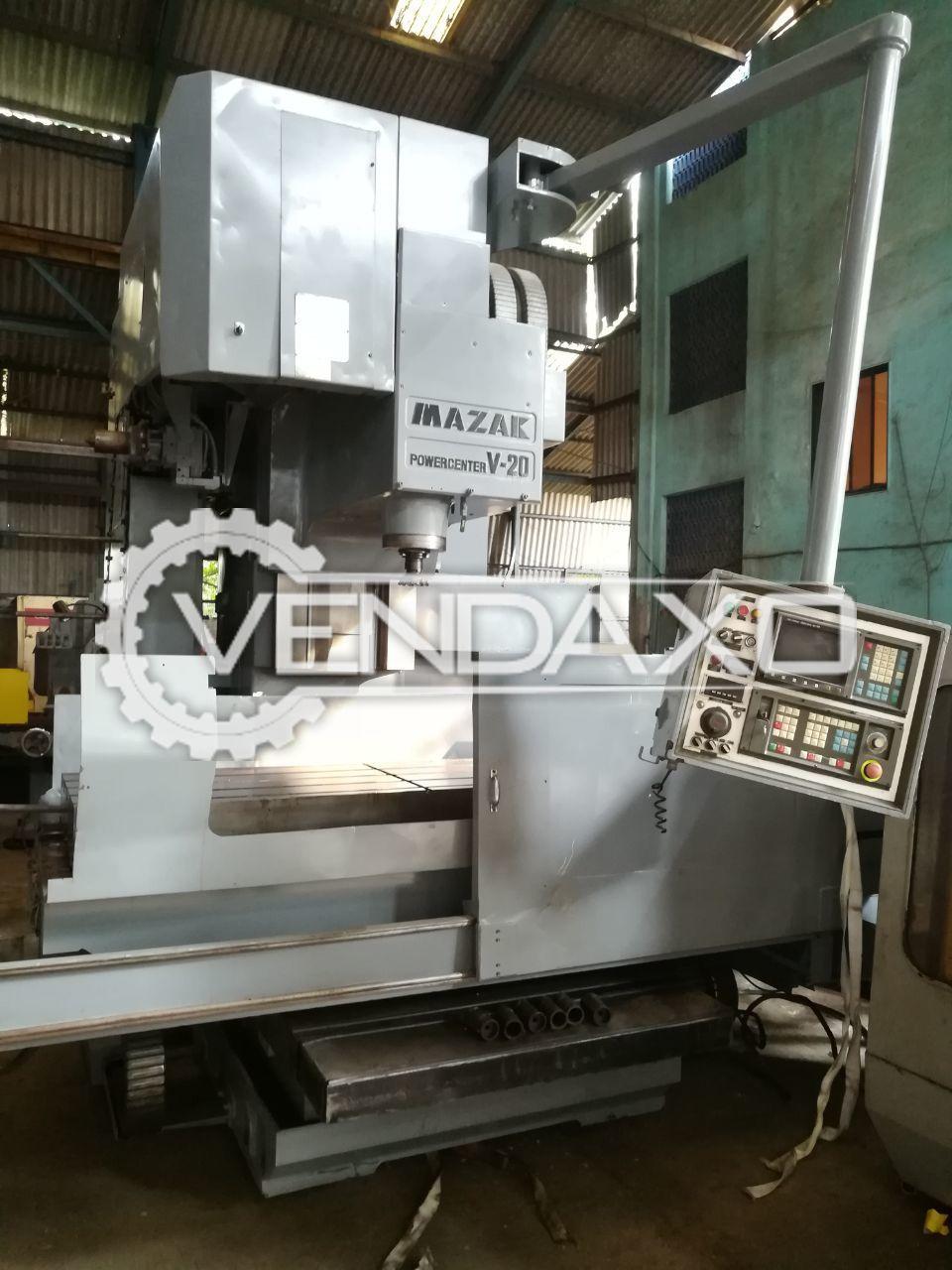 Mazak V-20 CNC Vertical Machining Center