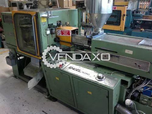 Engel Injection Moulding Machine - 75 Ton