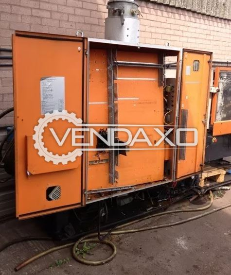 Demag Injection Moulding Machine - 100 Ton