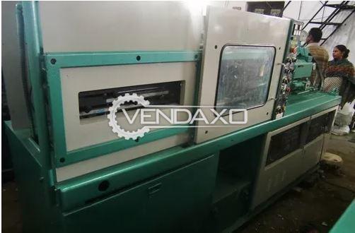 Nissei Injection Moulding Machine - 40 Ton