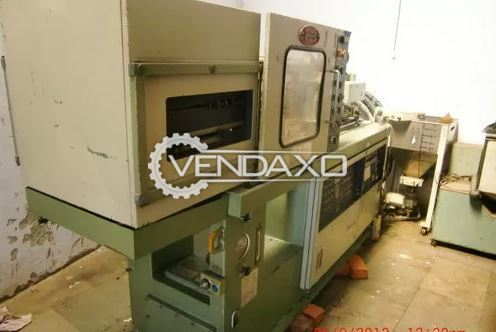 Nissei Injection Moulding Machine - 20 Ton