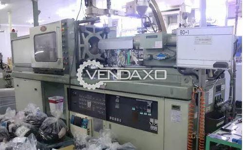 Nissei Injection Moulding Machine - 35 Ton
