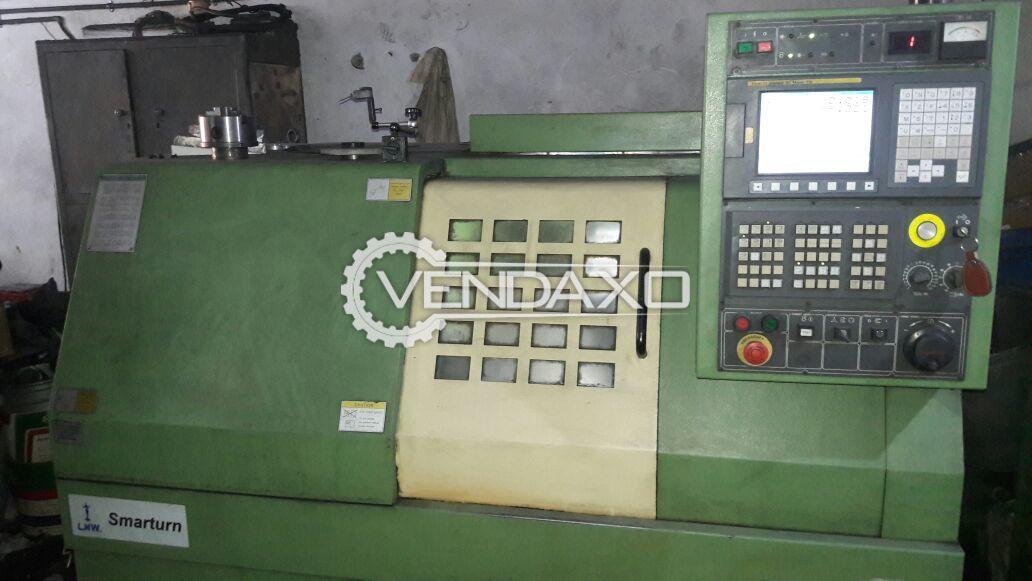 LMW Smarturn CNC Lathe Machine